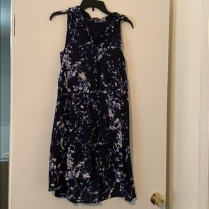 Adrianna Papell High Low Dress